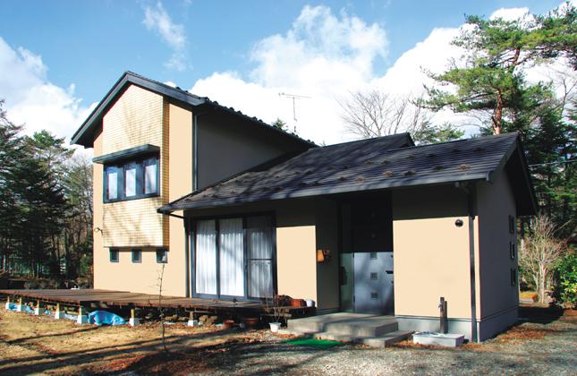 軽井沢町 Mさま邸